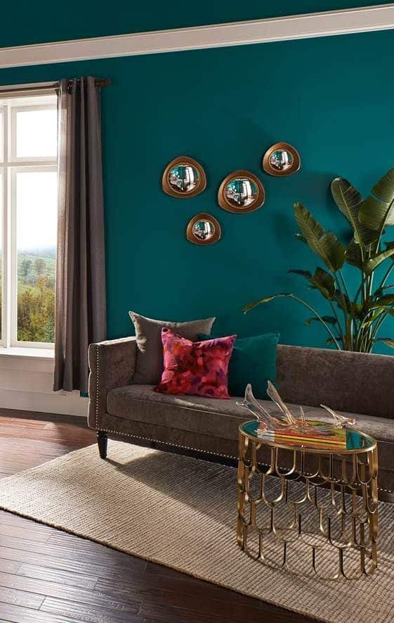 What Color is Teal and How You Can Use It in Your Home Decor ...