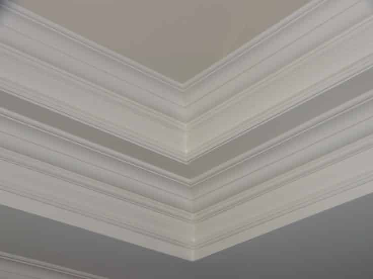 Ceiling moldings 3