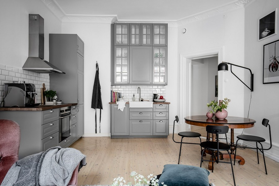 Scandinavian kitchen and dining 1