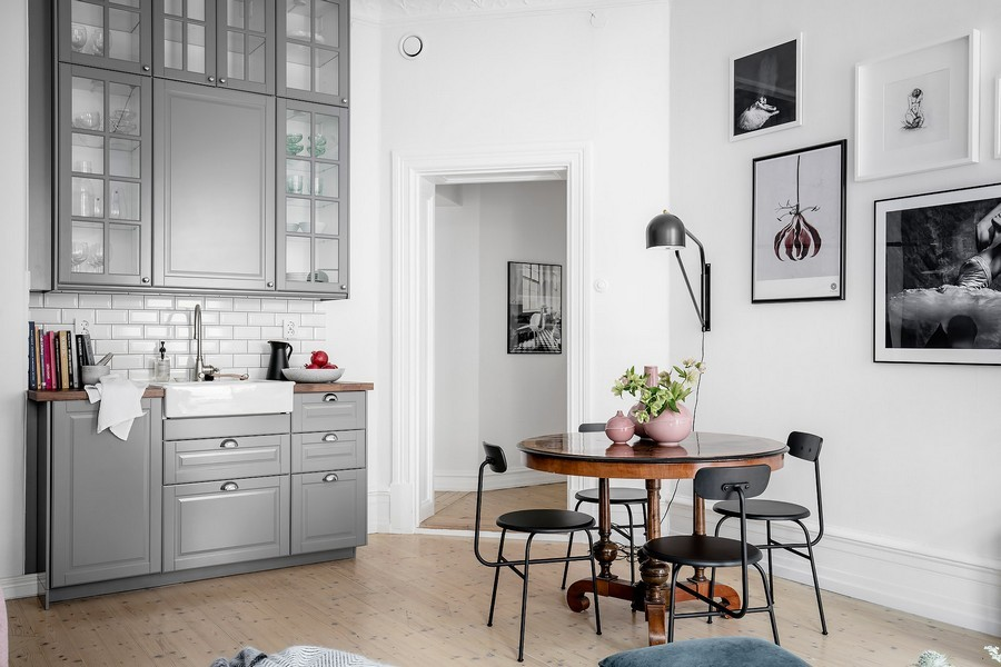 Scandinavian kitchen and dining 3