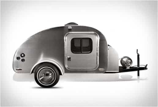 17 Incredibly Epic Small Camper Trailers That Will Lead You Outdoors