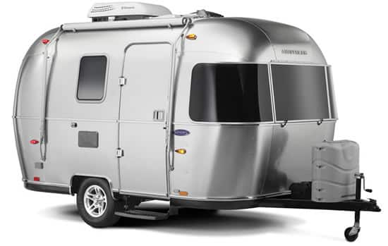 It Comes With The Generic Airstream Design And Has Quite A Few Useful Features To Make Highly Practical This Camping Trailer Two Variants Namely