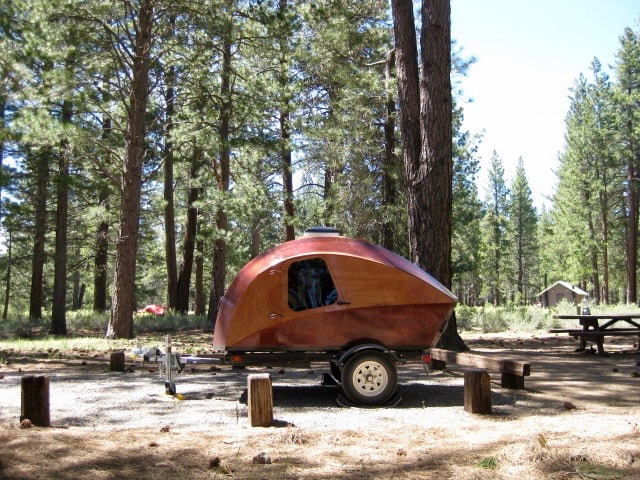 17 Incredibly Epic Small Camper Trailers That Will Lead You
