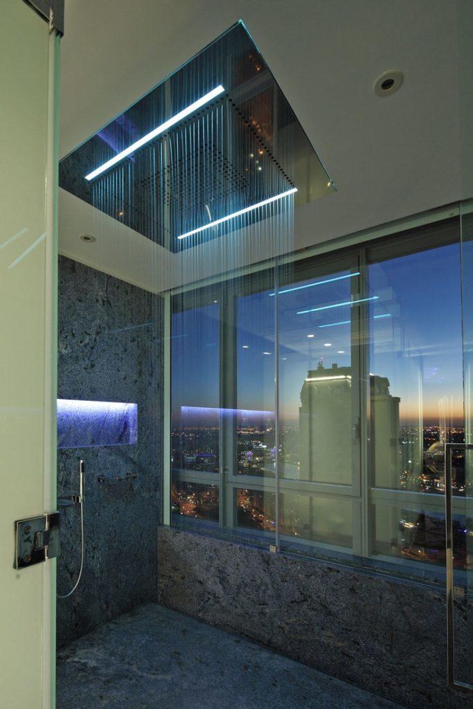 18. Leds make the shower stand out 683x1024