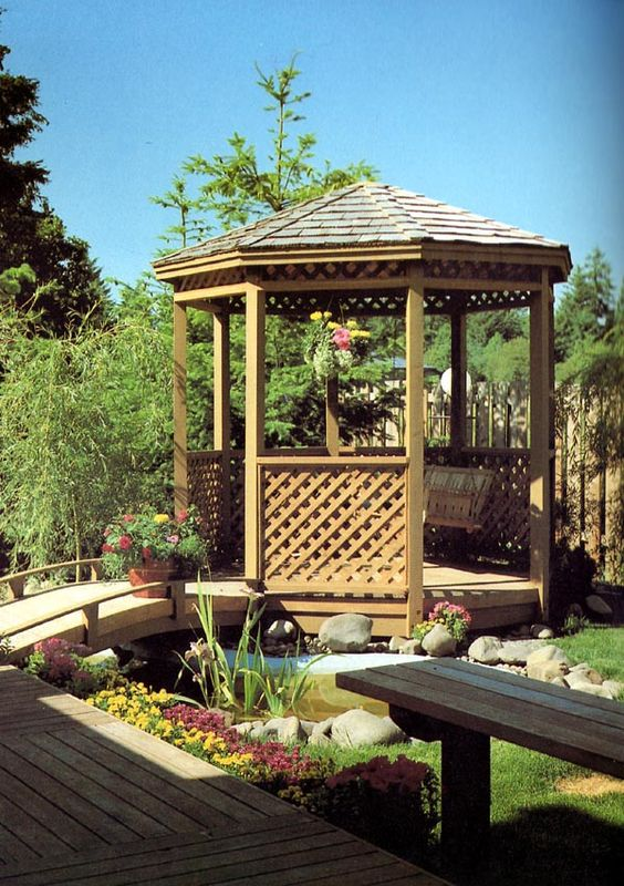 27 Cool And Free Diy Gazebo Plans Design Ideas To Build Right Now Architecture Lab
