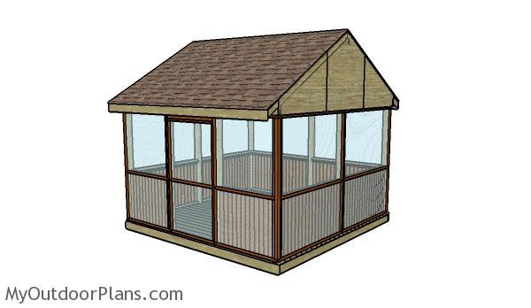 27 Cool and Free DIY Gazebo Plans & Design Ideas to Build