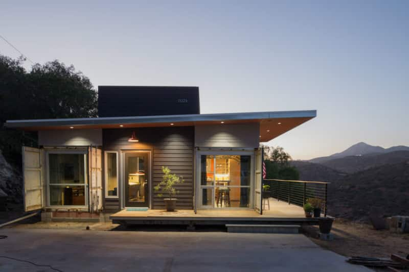 Can You Build Container Homes In Los Angeles