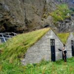 Drangshlid rock and the elves in south iceland an icelandic folklore 1