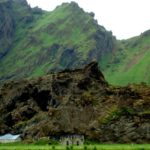 Drangshlid rock and the elves in south iceland an icelandic folklore 5
