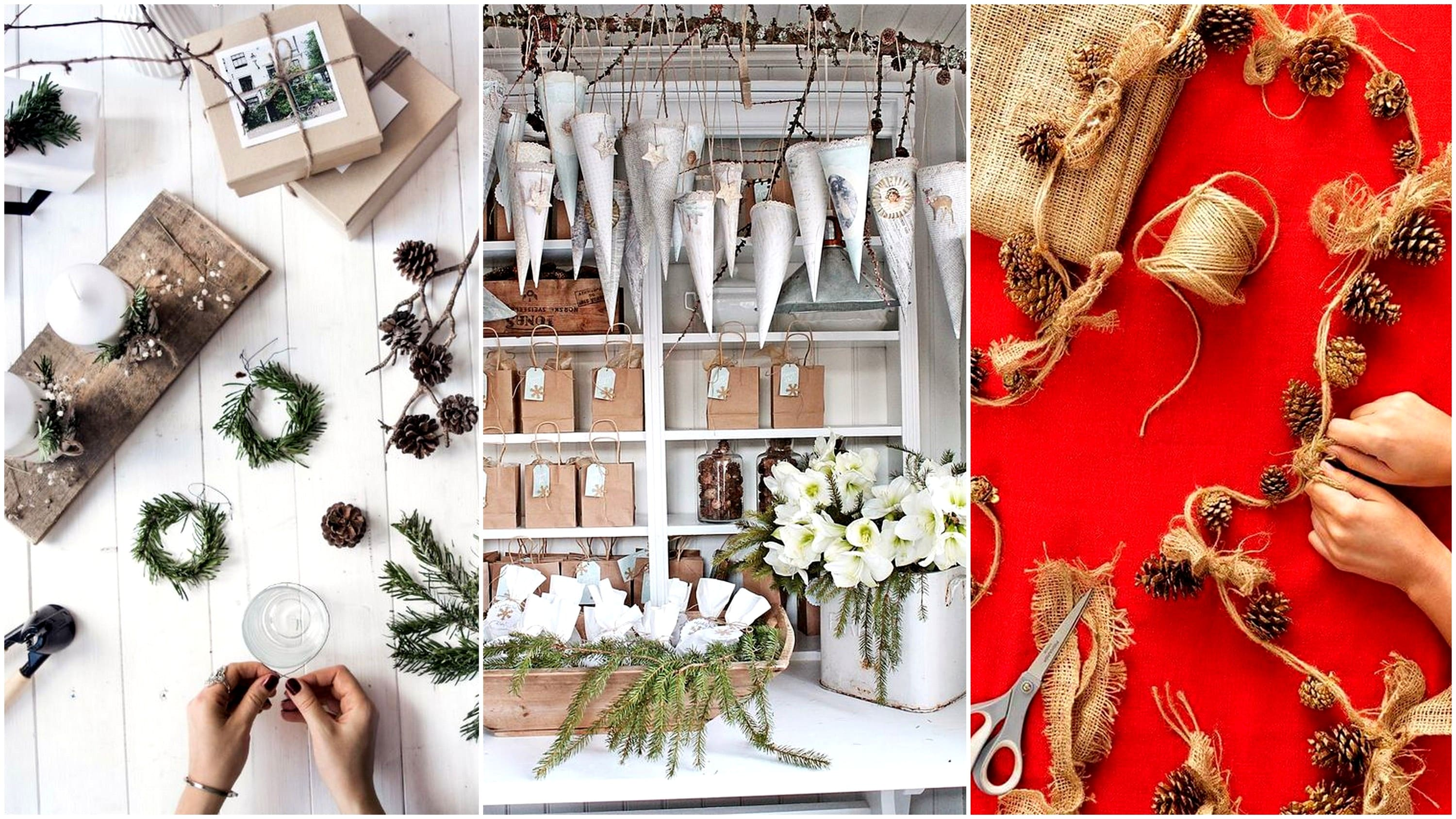 29 Splendid Ideas on How to Decorate for Christmas a Budget