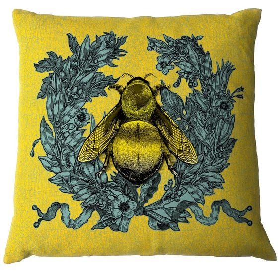 Chartreuse Color pillow