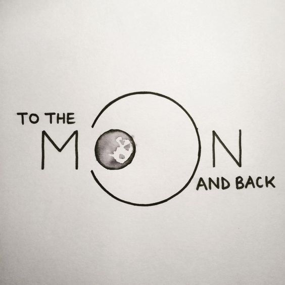 88. To The Moon and Back in Perfect Circles