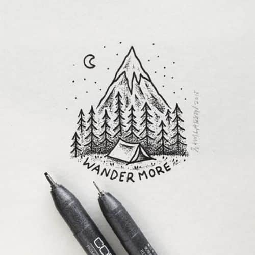 80. Encouraging You to Go Places and Wonder More