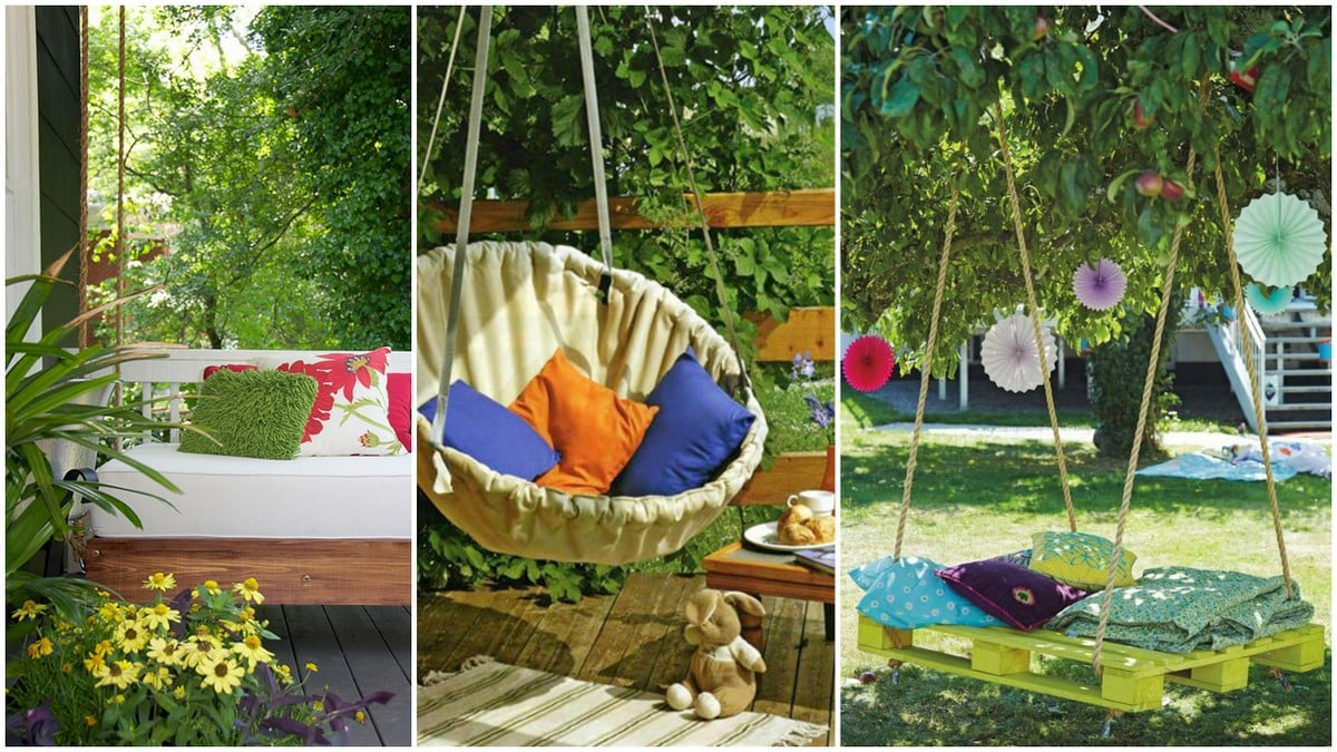 Epic Pallet Swing Ideas Enjoying The