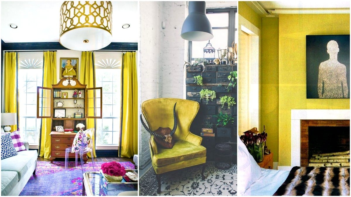 What Chartreuse Color Is and How to Use It in Home Decor Splendidly ...