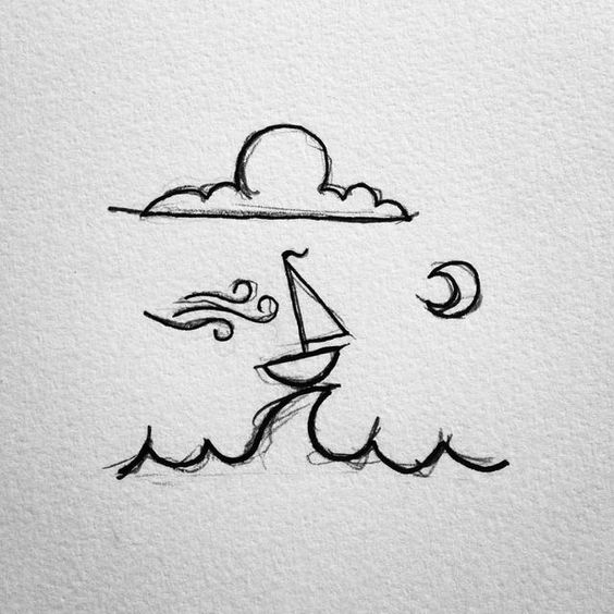 74. A Puny Boat Braves The Tumultuous Waves