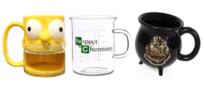 33 Really Cool Coffee Mugs to Collect Right Now