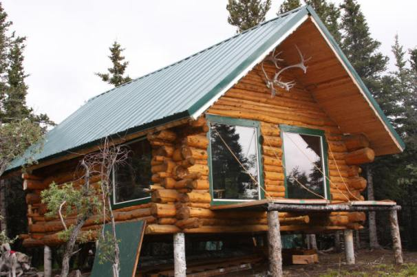 39 DIY Cabin & Log Home Plans and Tutorials With Detailed