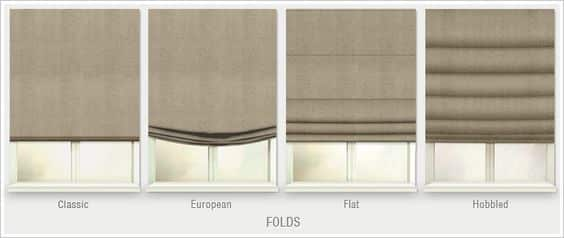11 Tips And Tricks On How To Use Roman Blinds In Your
