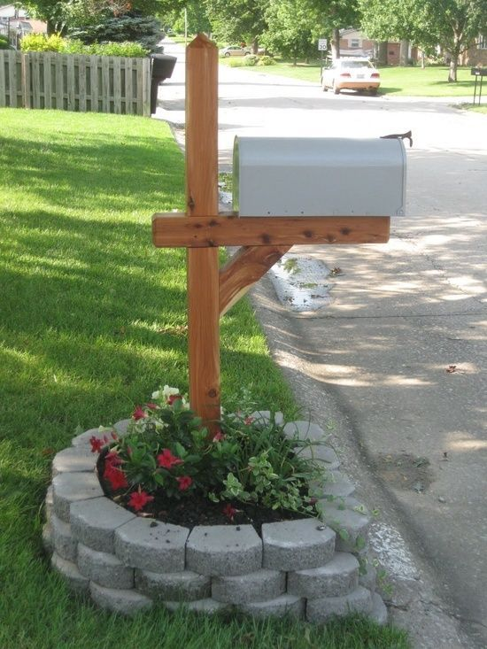 Give the Mailbox a Makeover