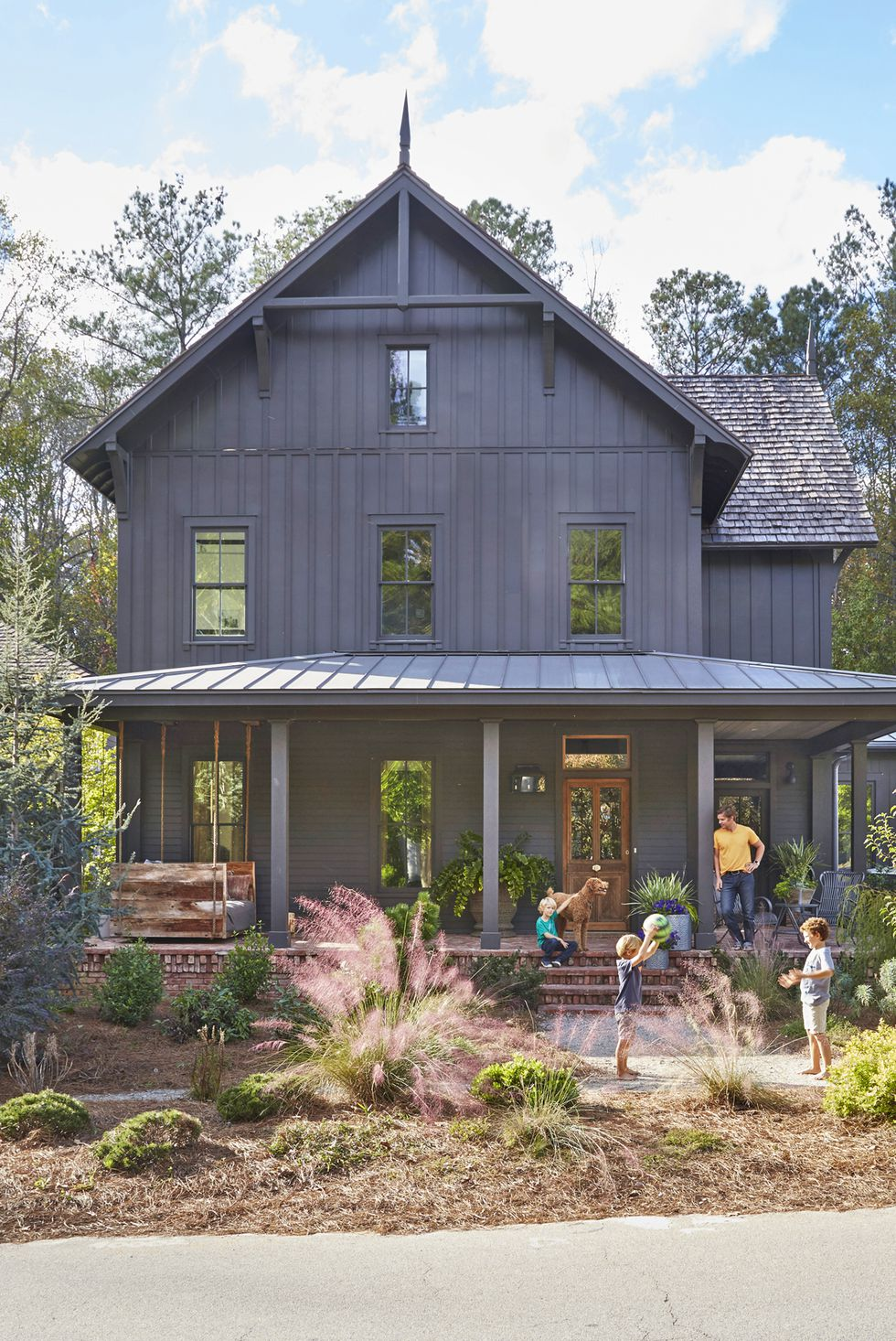 Try out drought-resistant landscaping