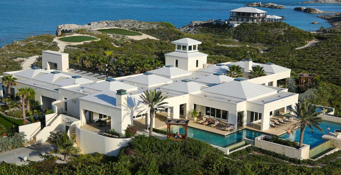 Over Yonder Cay, Bahamas Luxury Villa