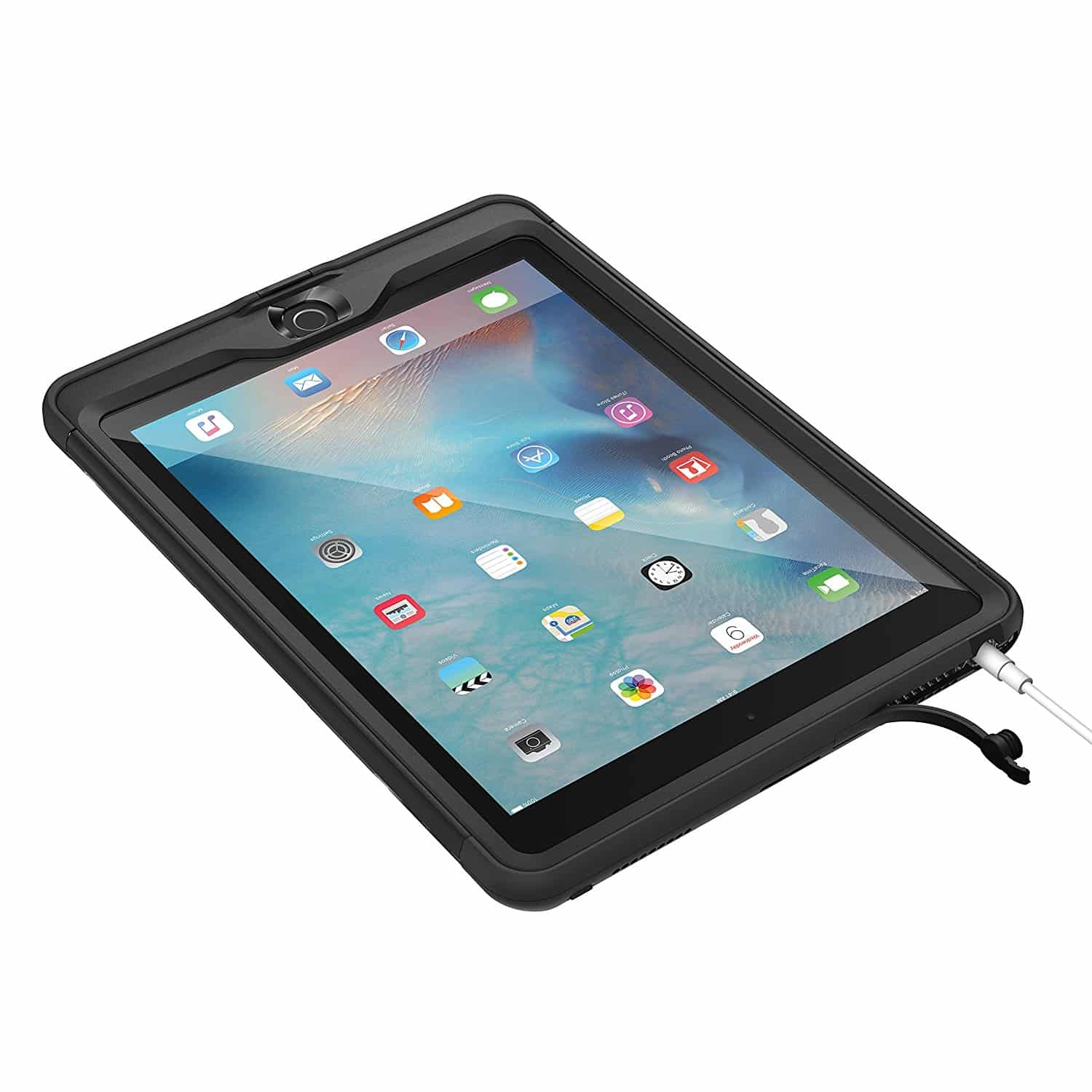 LifeproofNuud for iPad Pro 9.7 Inch case for construction workers