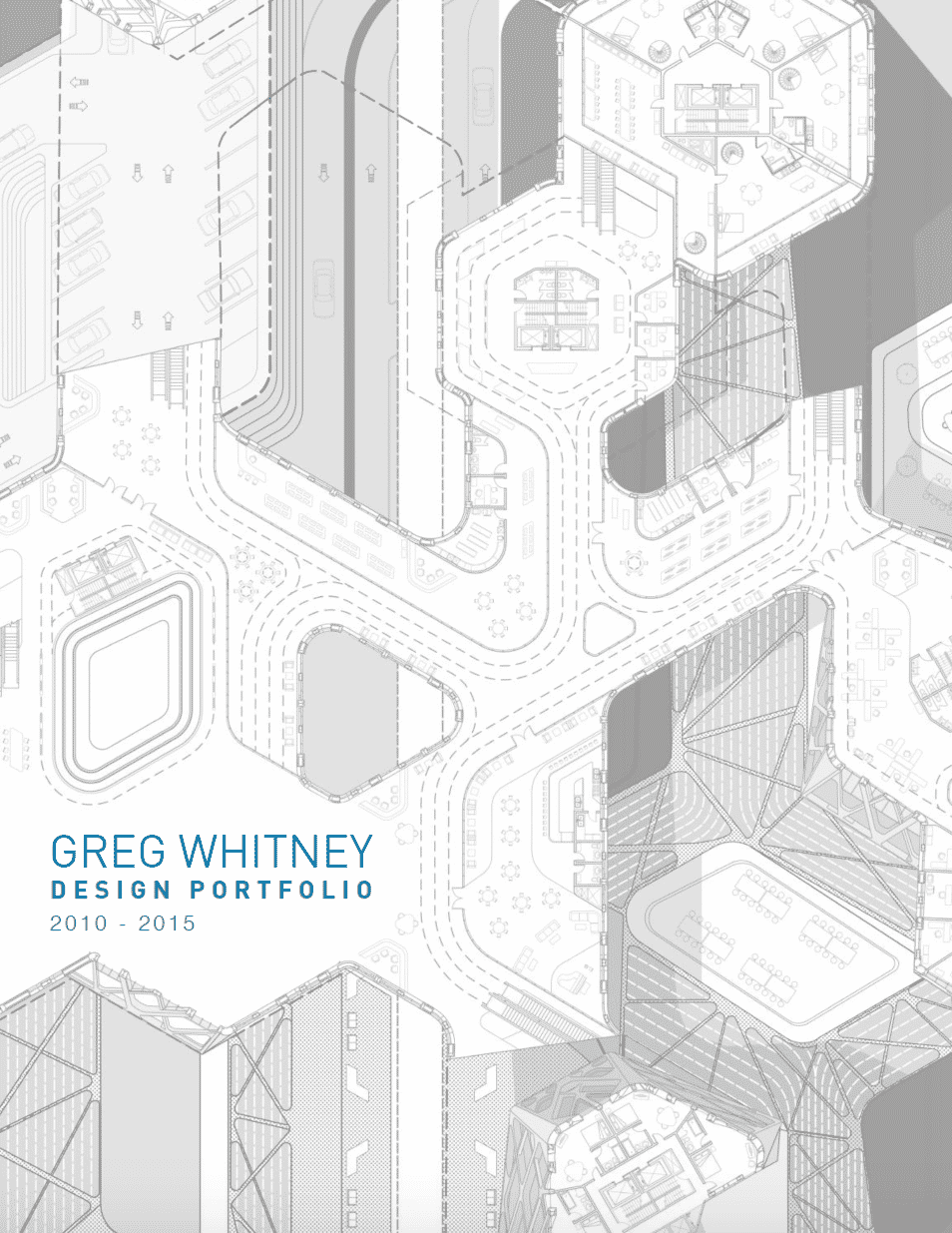 Greg Whitney colorful architecture portfolio cover design (3)