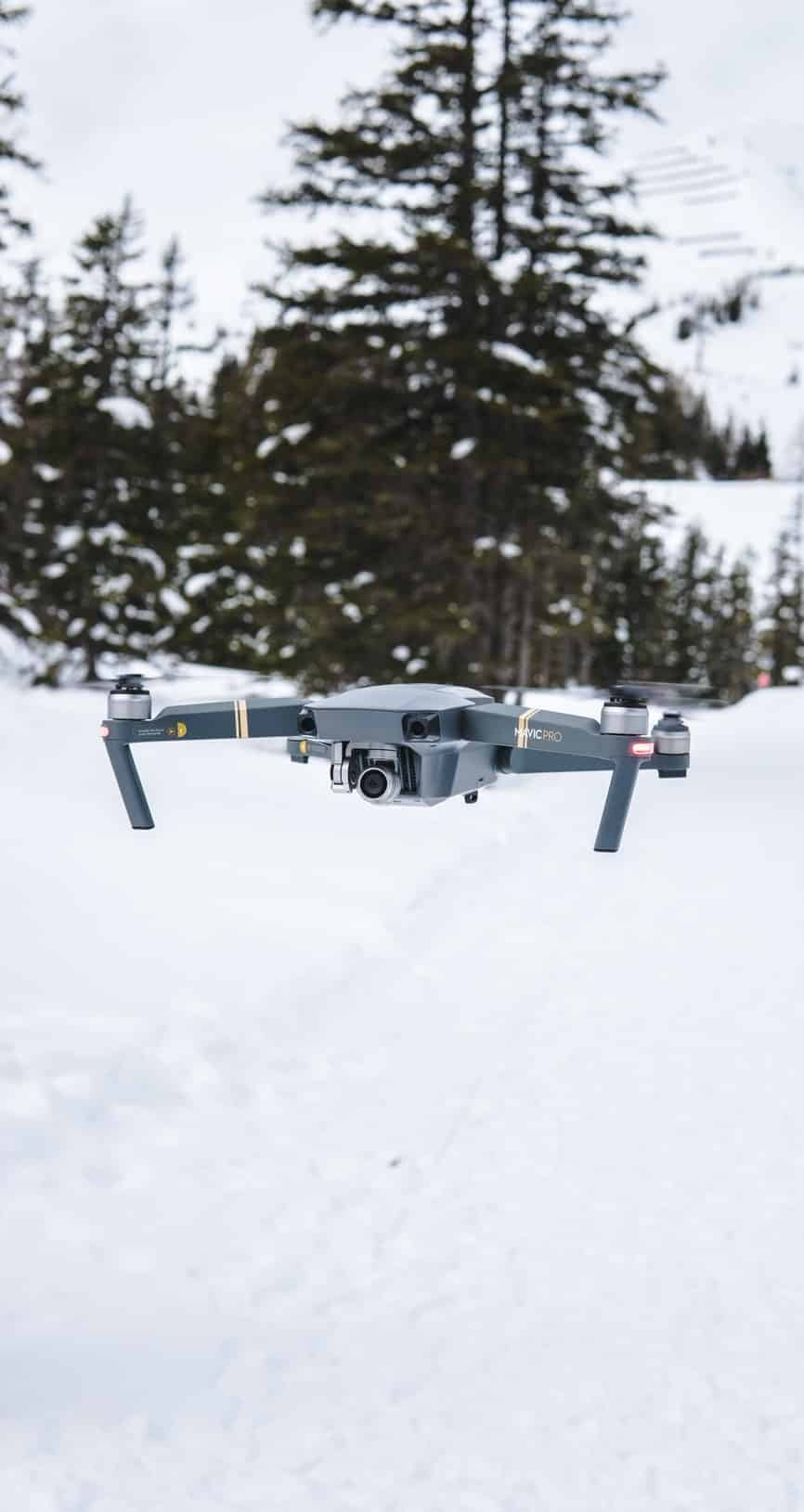 dji mavic pro the best mobility drone for architectural photography