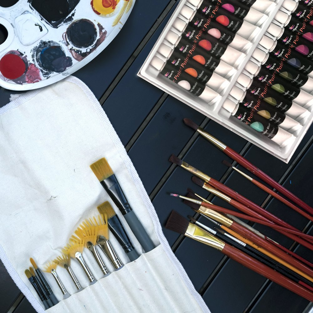 7 of the best brushes for acrylic painting architects collection 5