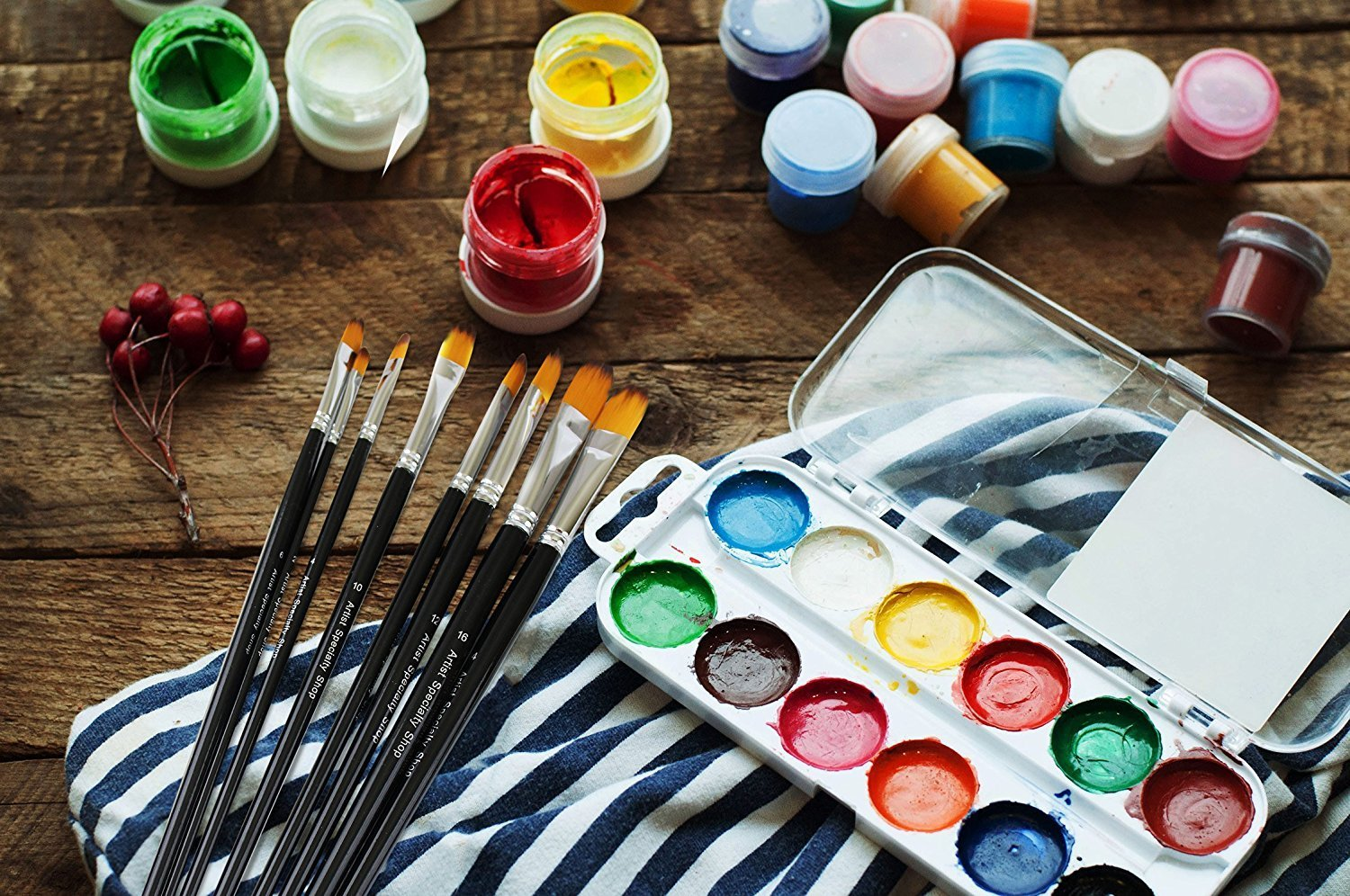 7 of the best brushes for acrylic painting architects collection 6
