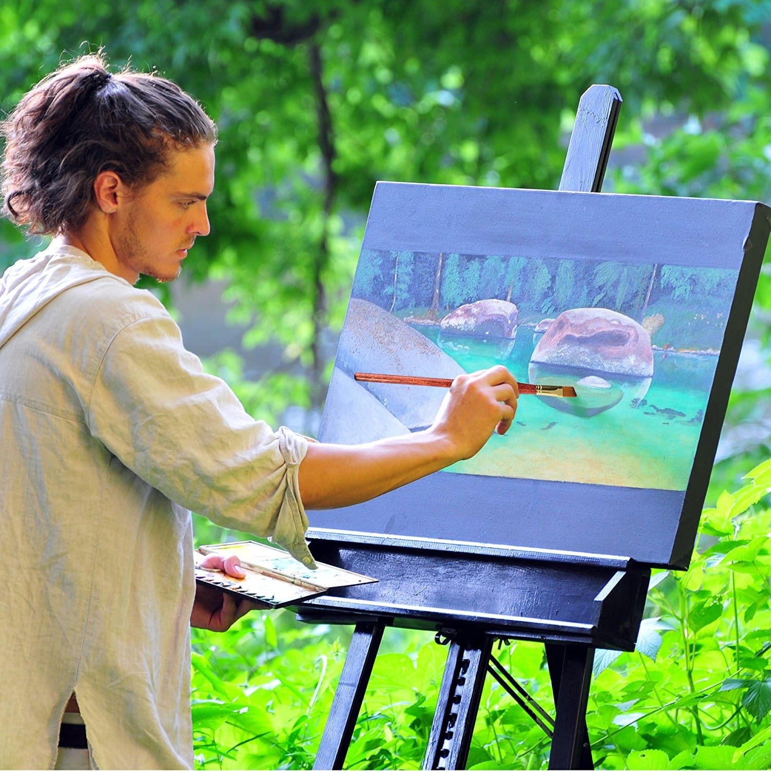 7 Of The Best Brushes For Oil Painting Architecture Lab