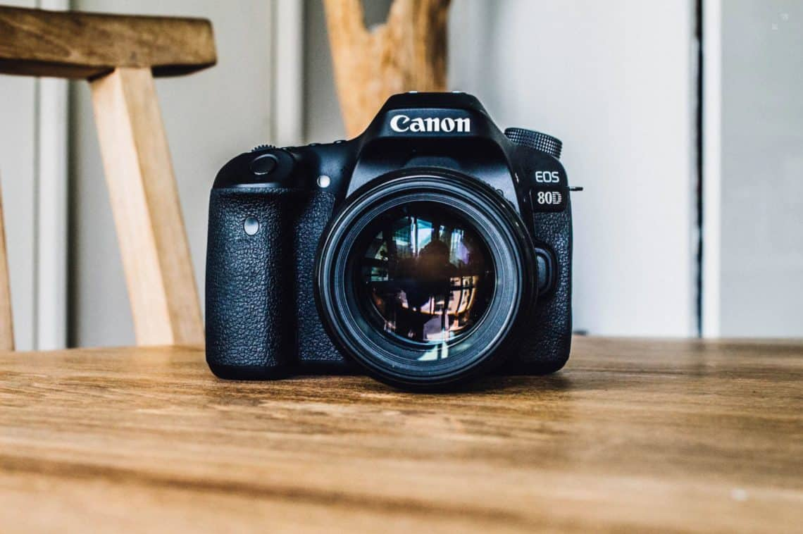 Best Cameras for Architectural Photography EOS 80D Canon