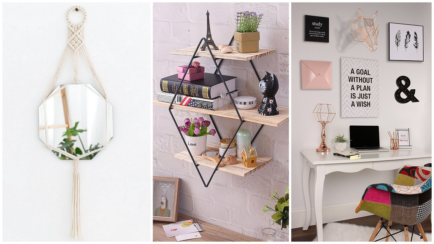 25 Geometric Decor Pieces For a Modern Home , Architecture Lab