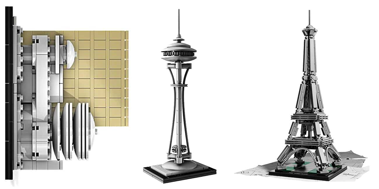 27 of the Best Lego Architecture Sets to Collect - Architecture Lab