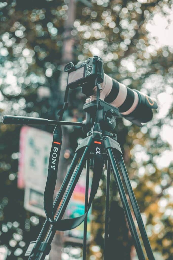 Best tripod for real estate photography
