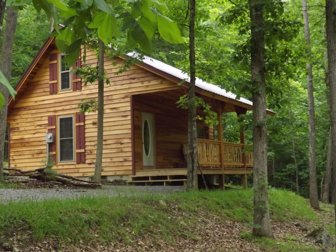 Country-river-cabins
