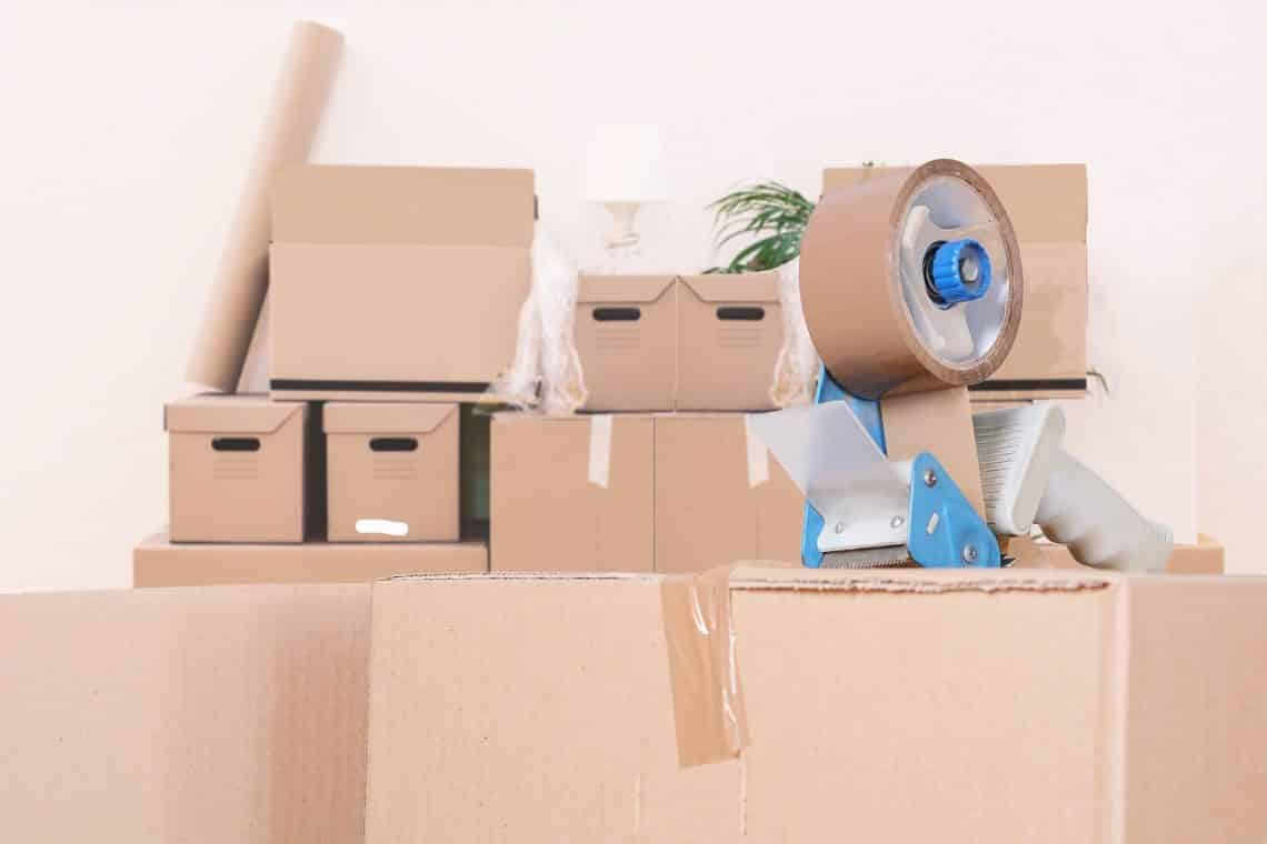 Moving boxes apartment moving tips 1