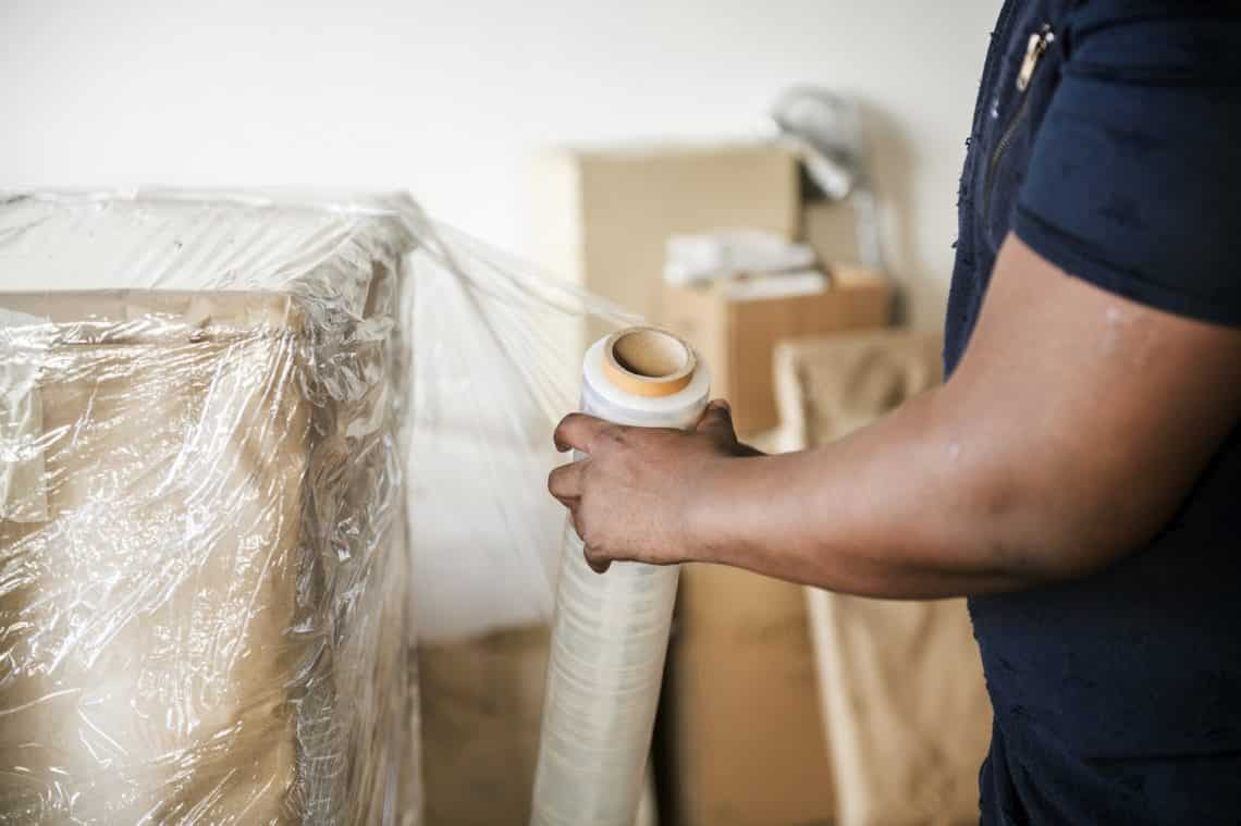 Packaging tips for apartment moving