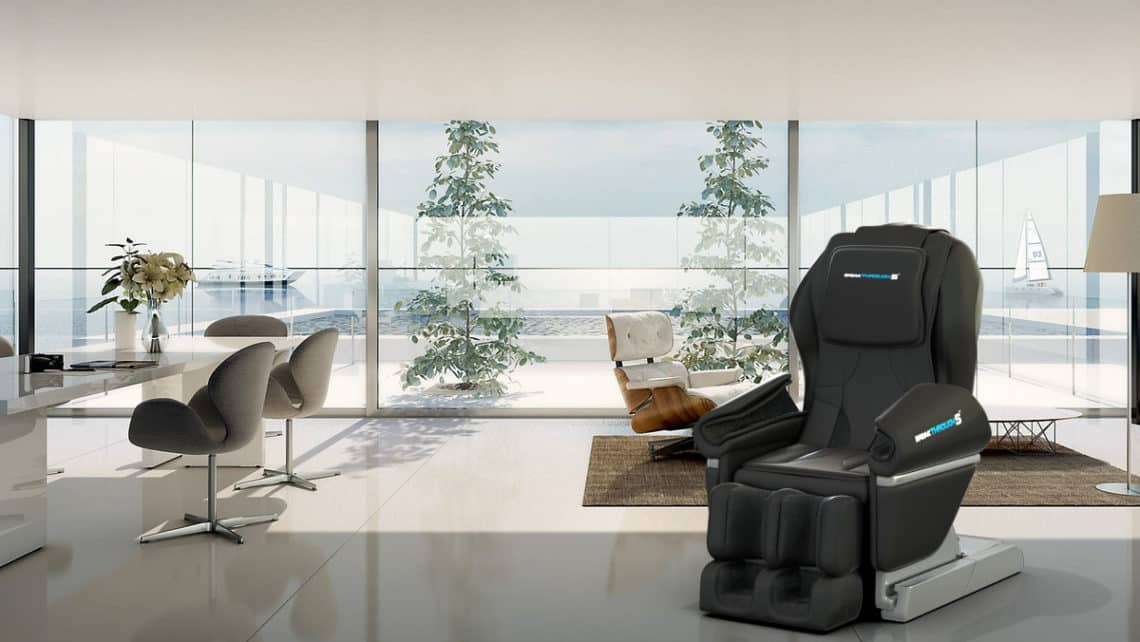 Learn the 15 massage chair benefits that you cannot overlook today 3