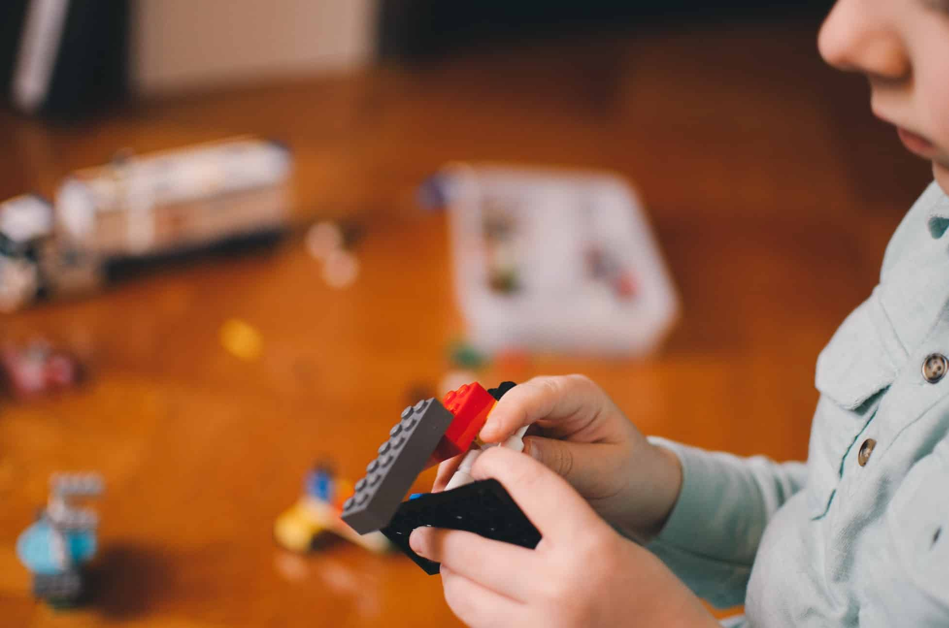 Can Construction Toys Like Lego Bricks Influence A Child S Intellect