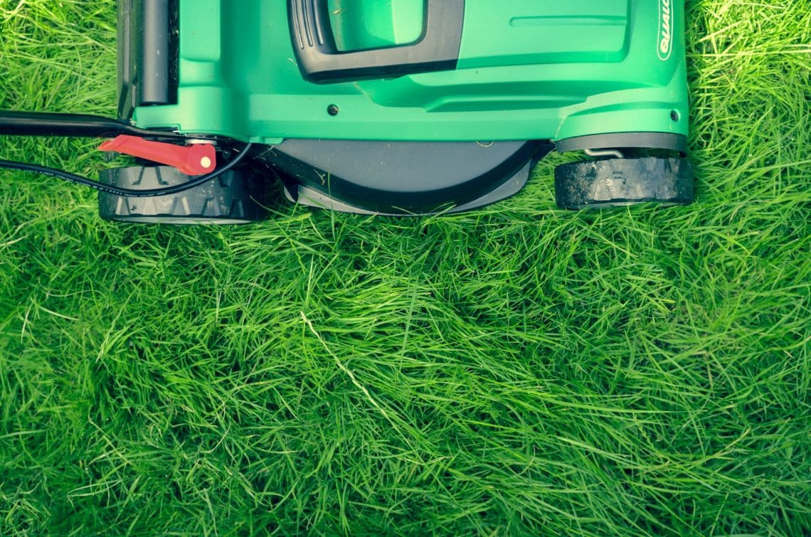 How to improve your lawn using the machine correctl