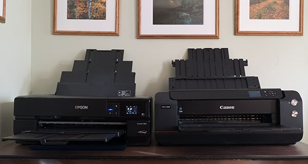 Epson P800 vs Canon Pro 1000 | Clear Winner | Read This