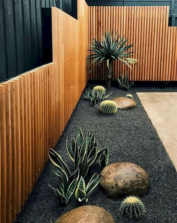 Xeriscaping inspirate