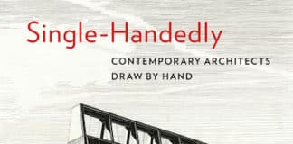 Single Handedly Contemporary Architects Draw by Hand