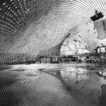 Roof for the multihalle 1970–1975 mannheim germany frei otto