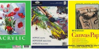 The 4 Best Paper for Acrylic Paint Right Now