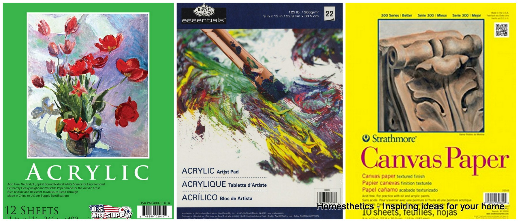The 4 Best Paper For Acrylic Paint Right Now Architecture Lab