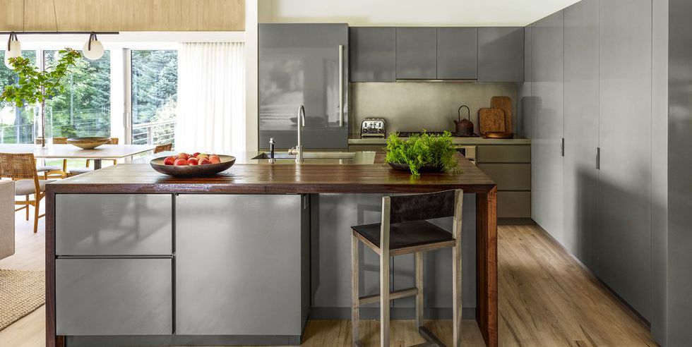 6 stainless stell kitchen cabinets