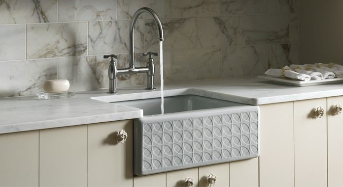 How to Repaint a Fireclay Sink
